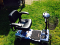 Particulier Freerider ascot 4 opvouwbare scootmobiel