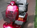 Scootmobiel Shoprider Deluxe TE-889SL