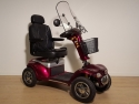 Shoprider Cruiser XL met windscherm