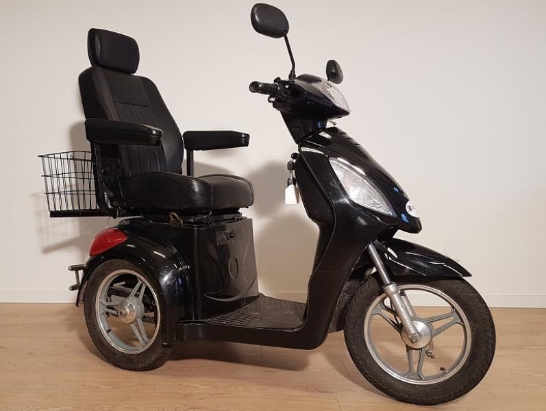 Wonderbaar Scootmobiel Aanbod - Oblix voor de sportieve rijder KOOPJE : Bedrijf SQ-11