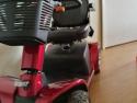 Te koop scootmobiel Victor XL 130 zgan extra sterke accu