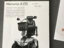Particulier Zo goed als nieuwe Mercurius 4LTD
