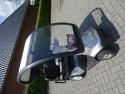 Afikim Breeze S4 - scootmobiel (tweezitter met kap)