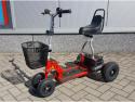 Demontabele lichtgewicht 4 wiel scootmobiel - SupaScoota