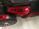 Bedrijf Super stoere Drive King Cobra