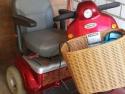 Particulier scootmobiel Shoprider model TE-889SL te koop aangeboden