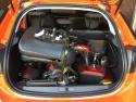 Particulier scootmobiel Pride GoGo LX 4wielen voor en achter vering.