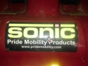 Particulier Sonic scootmobiel