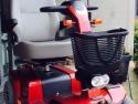Stabiele scootmobiel 20km gelopen - Lelystad