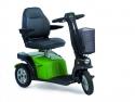 Bedrijf Jong gebruikte Mezzo 3 wiel scootmobiel met garantie