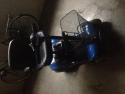 Scootmobiel  Sterling met 4 wielen incl boekjes en toebehoren