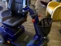 NIEUW!! Scootmobiel Elegence plus 4 wiel blauw T.E.A.B.